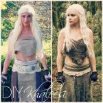 DIY Khaleesi