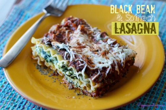 black-bean-and-spinach-lasagna-pepperminting1