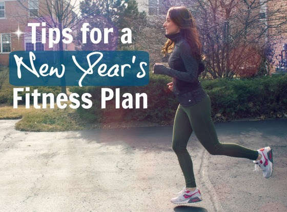 New Year's Fitness Plan